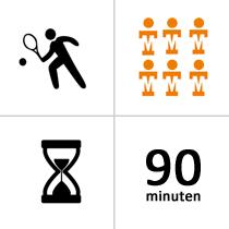 TV Hiaten Winterles - Groep - 6p - 18x - 90m