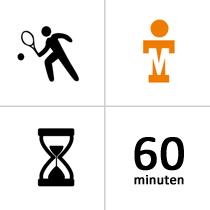 Tennishal Bleiswijk Winterles - Privé - 10x - 60m
