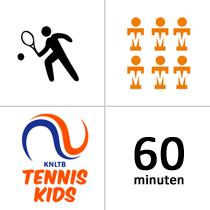 TV Hiaten Winterles - Tenniskids - ca. 6p - 18x - 60m